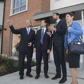 Ministers Visit New Oaklee Homes